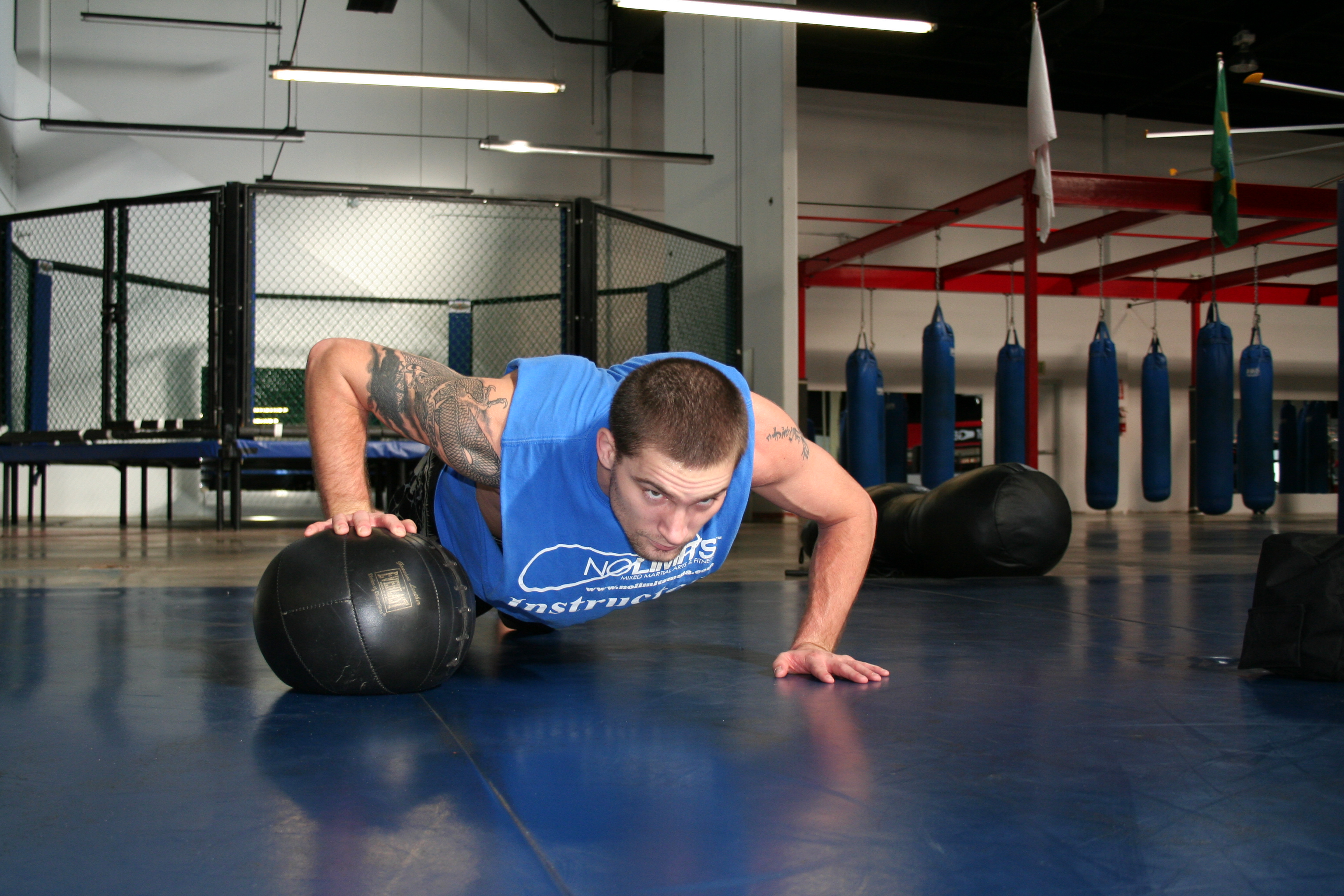 NJ MMA | Fight and Fitness MMA | New Jersey MMA Strength and ...