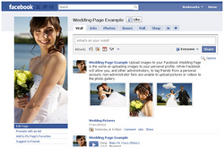 Storkie Express Publishes The Bride S Guide To Creating A Facebook Wedding Page