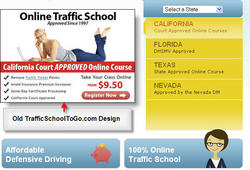Traffic School To Go Launches National Website
