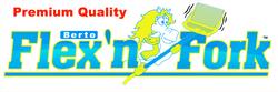 Equi-Tee Mfg. Flex'n Fork logo