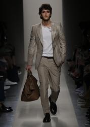 Bottega Veneta, fashion show, men's