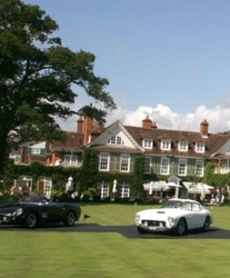 Chris Evans' Sports Car Event at Chewton Glen Country House Hotel