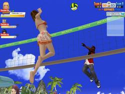 Beach Volleyball Online - Free to Play Beach Volleyball Game