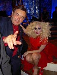Lady Gaga, Angel Orensanz