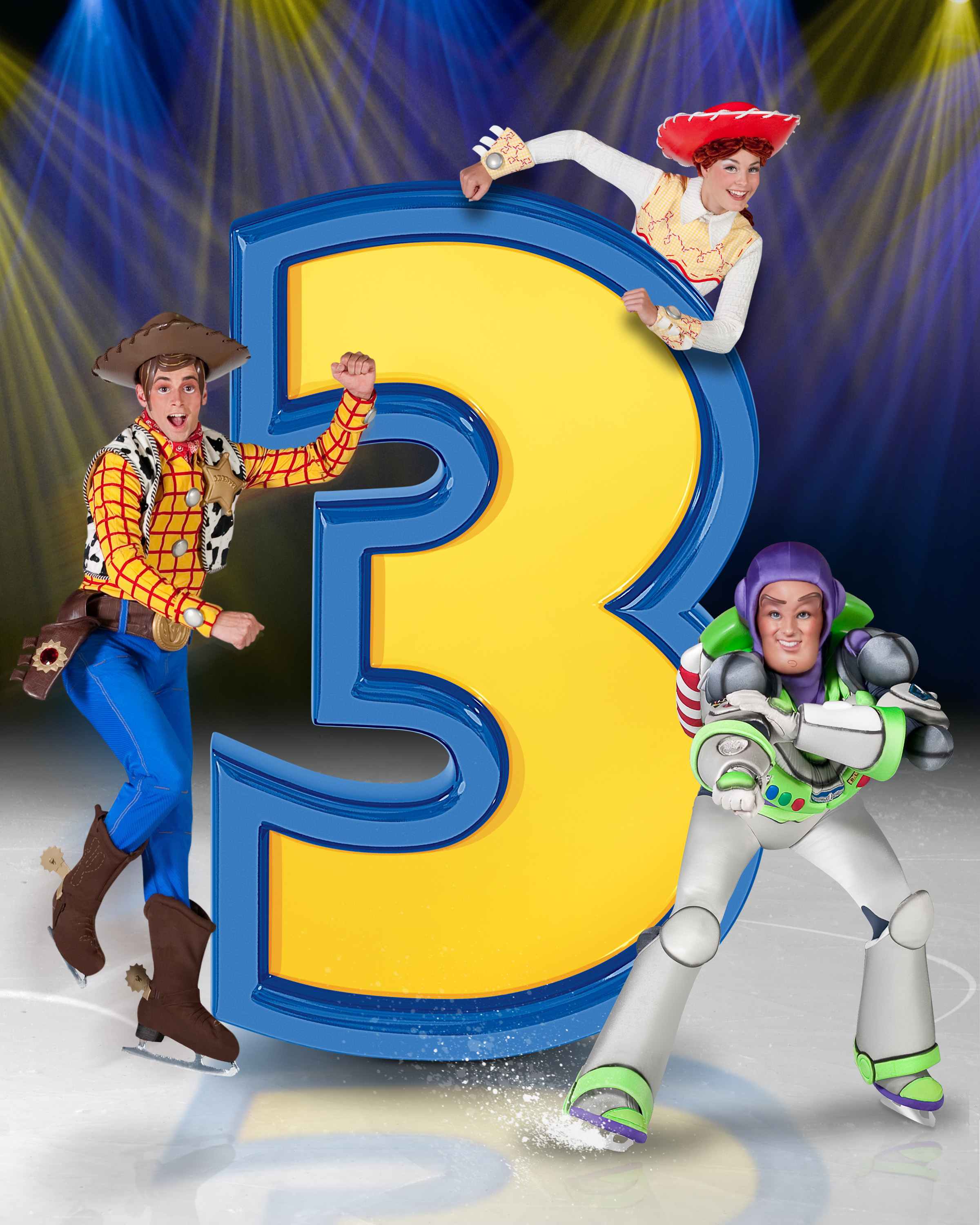 Toy Story Cracked Magazine: Disney On Ice Presents Disney•Pixar's Toy Story 3 Takes #1