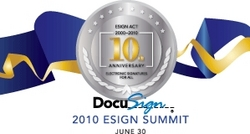 DocuSign hosts ESign Summit on June 30 with President Clinton