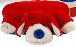 Limited Edition Patriotic Pillow Pet Supports Military Scholarship Fund for Children