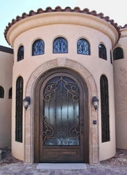 Iron Door and Window Guards image