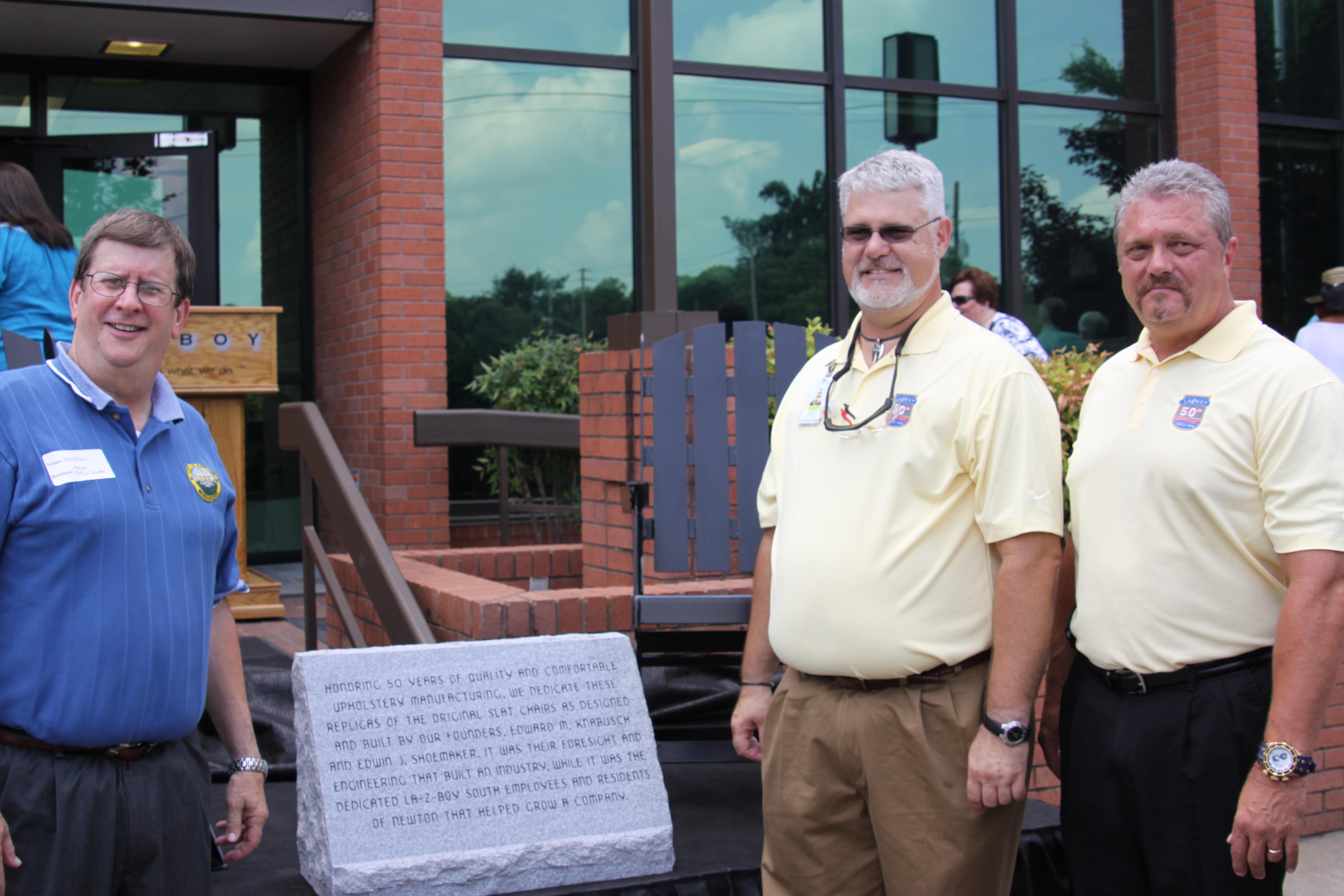 Newton Celebrates 50 Years Providing Comfort For America
