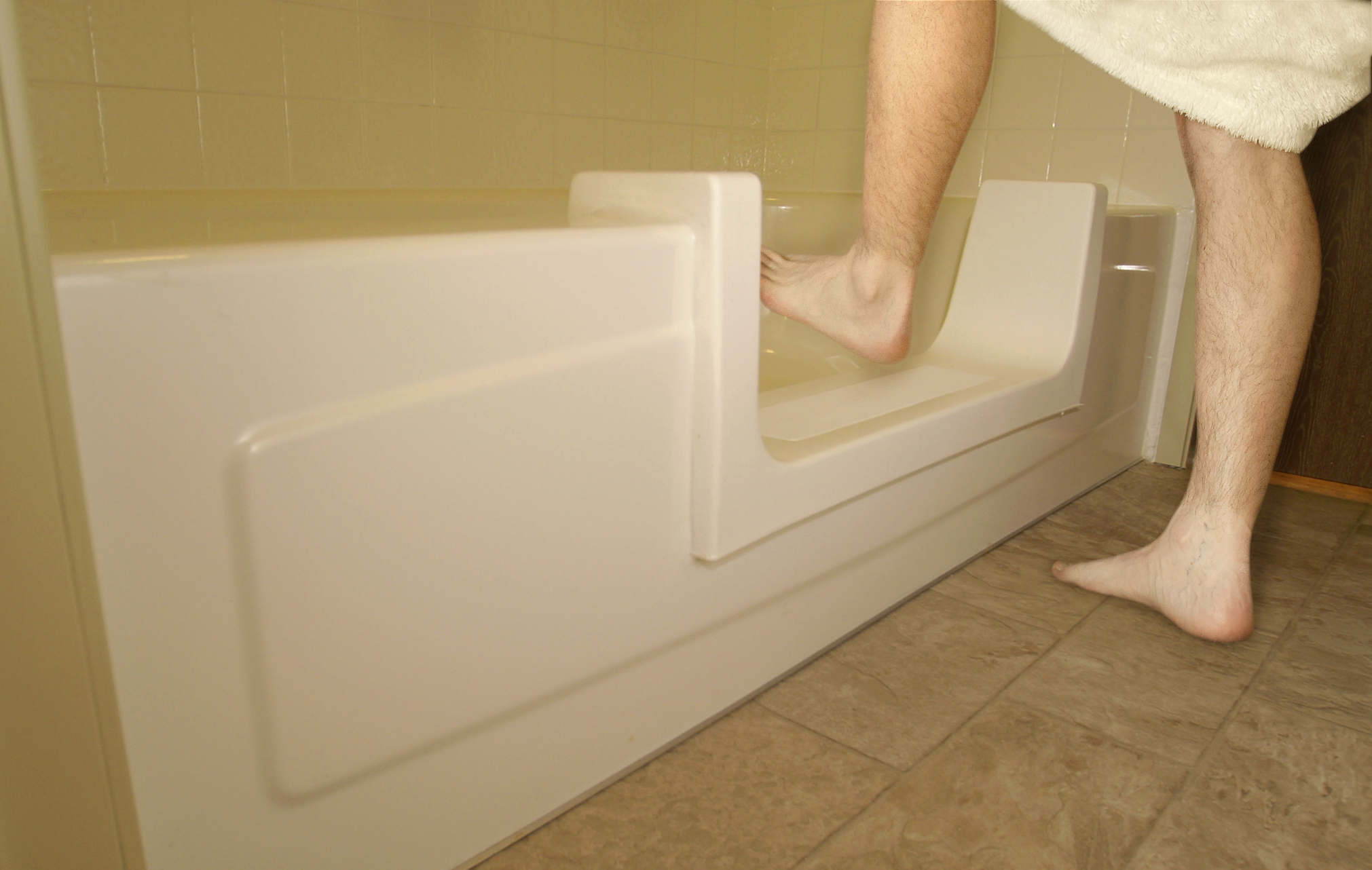 Easy Step Bathtub Conversion - Bathtub Ideas