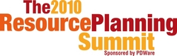 PDWare Resource Planning Summit