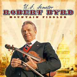 Senator Robert Byrd, Old-time music, bluegrass music, County Records