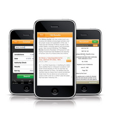 Introducing AALL's 2010 Product of the Year: Fastcase iPhone App