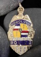 Police badge pendants light catalogue light ideas hawaiian jewelry manufacturer offers honolulu police badge jewelry honolulu police badge jewelryhonolulu police badge pendant set mozeypictures Choice Image