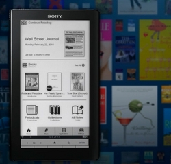 Sony Partners with Aniden for Promo Video to Drive Sony's Reader