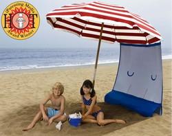 portable, umbrella curtain, lightweight, ezshade