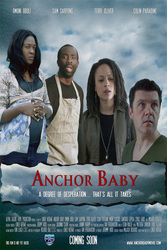 Anchor Baby movie poster