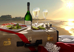 A chic picnic in the Hamptons by G.H. Mumm