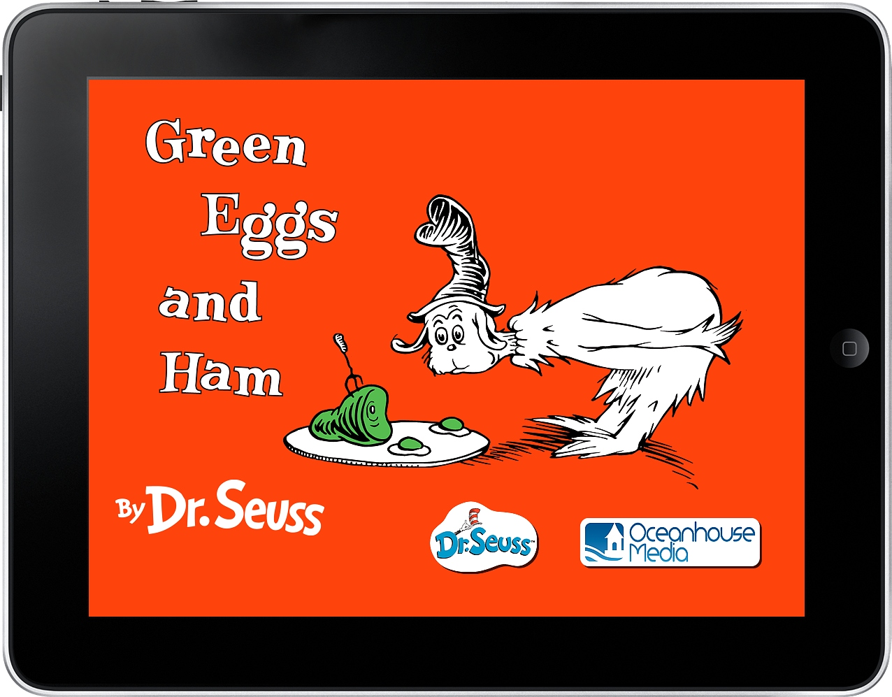"Green Eggs and Ham"" eBook for iPhone and iPad Released as the 100th ..."