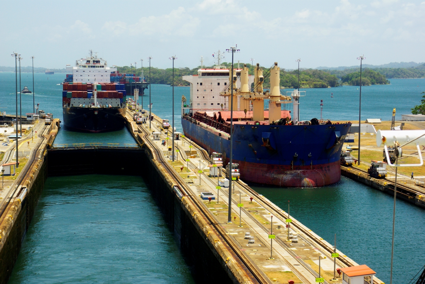 Panama Canal Expansion Will Help Provide a World Market for US Natural ...: www.rapidpower.net/energy-news/2013/02/panama-canal-expansion-will...