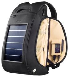 SEIZ solar business backpack U01 for men