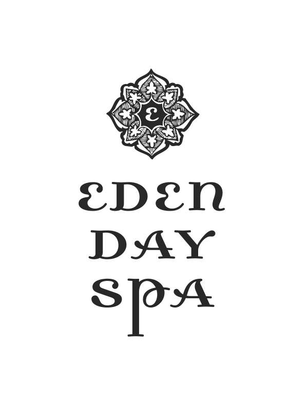 day spa logos. Eden Day Spa Announcing