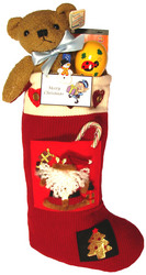 25 childrens pre filled christmas stocking santaselvescouk - Pre Filled Christmas Stockings