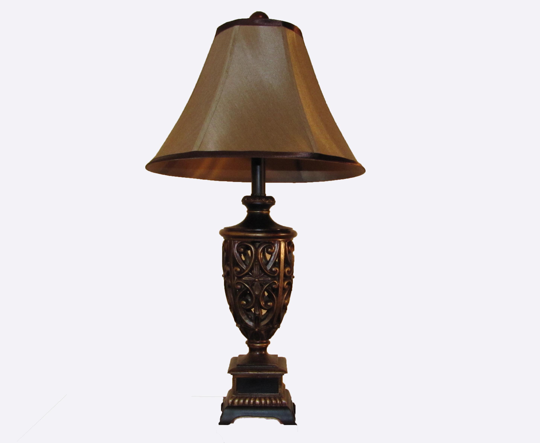 Fantastic Elegant Rembrandt Brushed Brass Table Lamp For Sale At 1stdibs