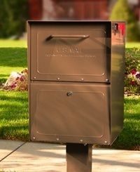 mailcase locking mailboxes alerts consumers about american express security hole - Locking Mailboxes