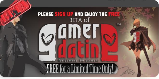 Gamer dating sites free