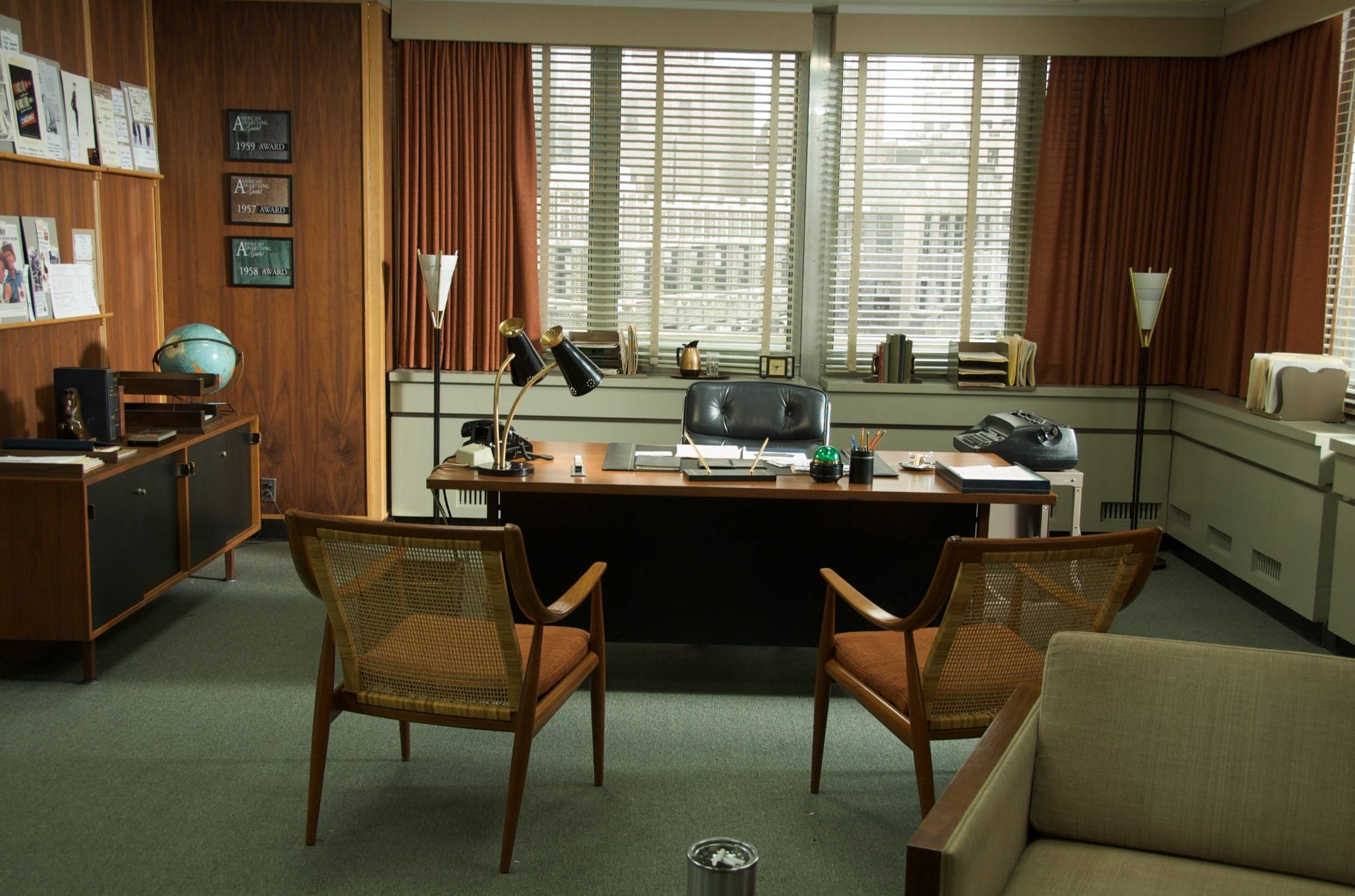 Madmen Office Extraordinary Of Mad Men Office Photo