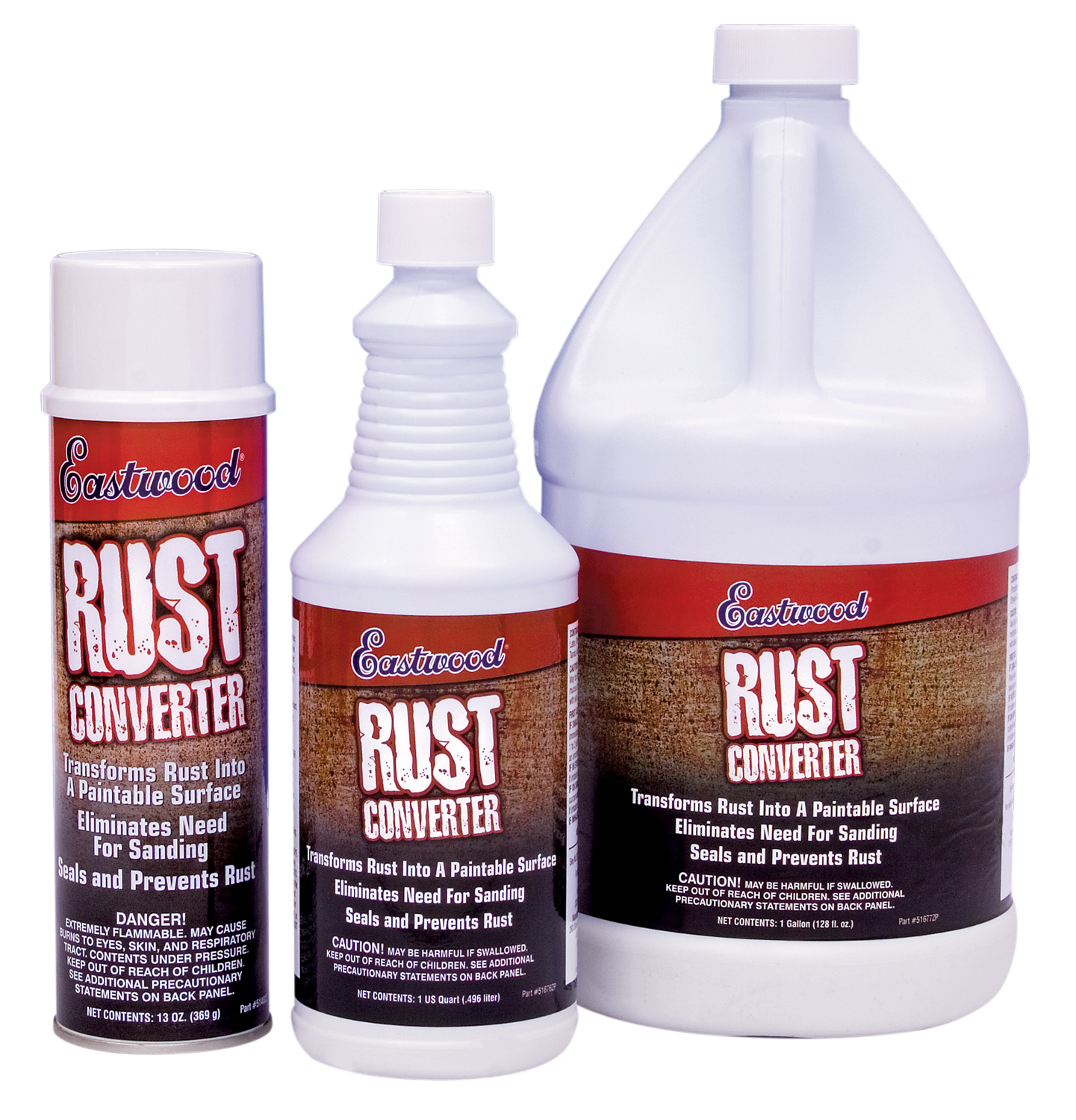 how to clean rust in gas tank