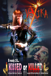 Vexika Season 1 One Poster