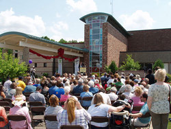Grand opening of the Narconon Michigan drug rehab 8 years ago.