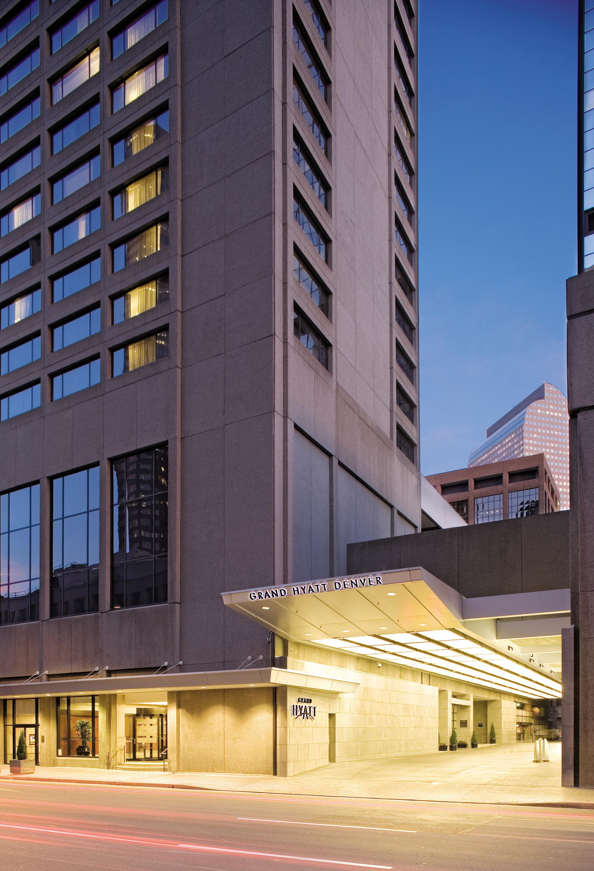 Hyatt Hotels Of Downtown Denver Create Hotel Packages That