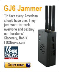 Gj Gps Jammerthere Is No Such Gps Tracker In The World That Cant Be Blocked With The Help Of Gj Jammer