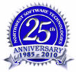 NW Software 25th Anniversary