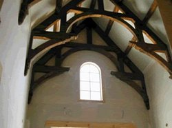 Introducing Faux Wood Beam Archways First In Industry