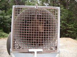 The culprit behind a break in at Yosemite Mountain Sugar Pine Rail Road
