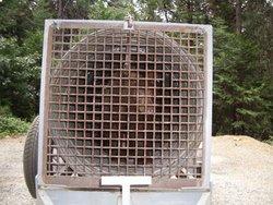 The culprit behind a break in at Yosemite Mountain Sugar Pine Rail Road