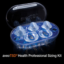 aveoTSD Health Professional Patient Sizing Kit - Glidewell Dental Lab