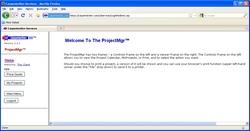 CarpenterDev ProjectMgr for Custom Java Web Apps