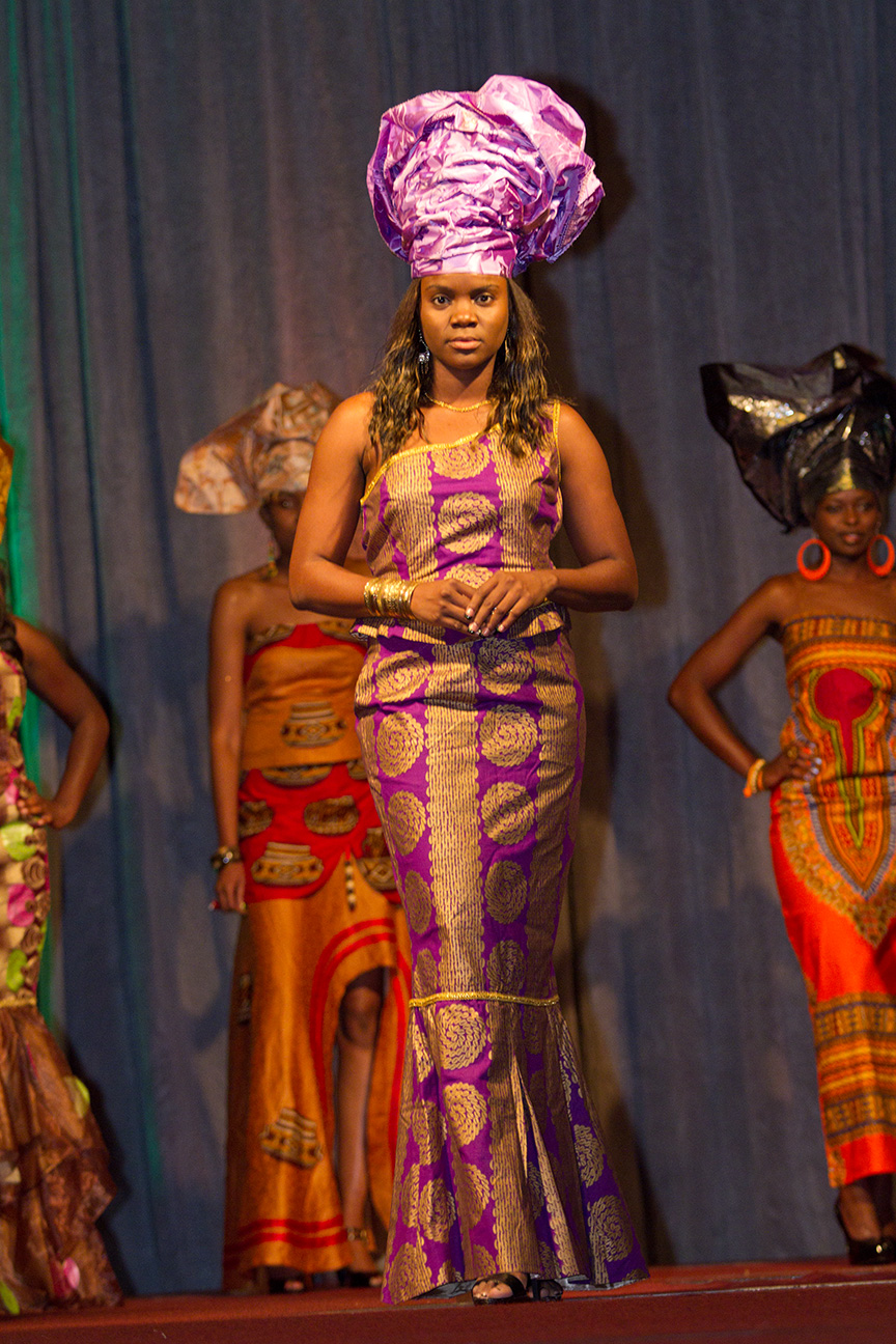 African wedding dresses 2010