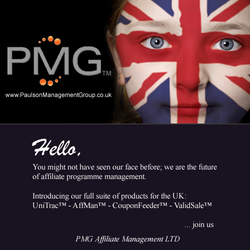PMG Affiliate Management LTD