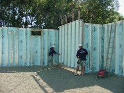 Superior walls of east tennessee expands coverage in for Superior foundation walls