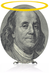 Using the Virtues and Wisdom of Benjamin Franklin to Attain Wealth