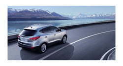 The New Hyundai ix35 4WD Wagon