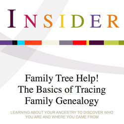 Family Tree Help! Free e-Book Teaches You How to Research
