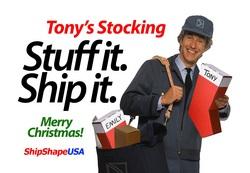 Unique holiday gift idea