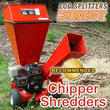 Log Splitters Direct Announces Best Wood Chippers &amp;amp; Shredders